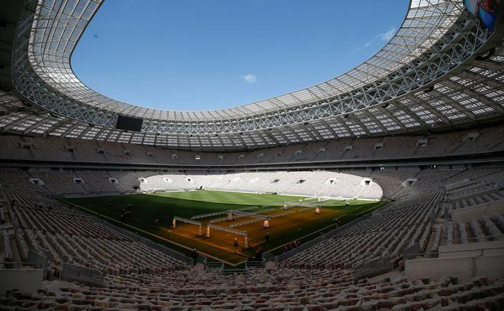 Soccer: World Cup hosting needs radical overhaul - marketing guru
