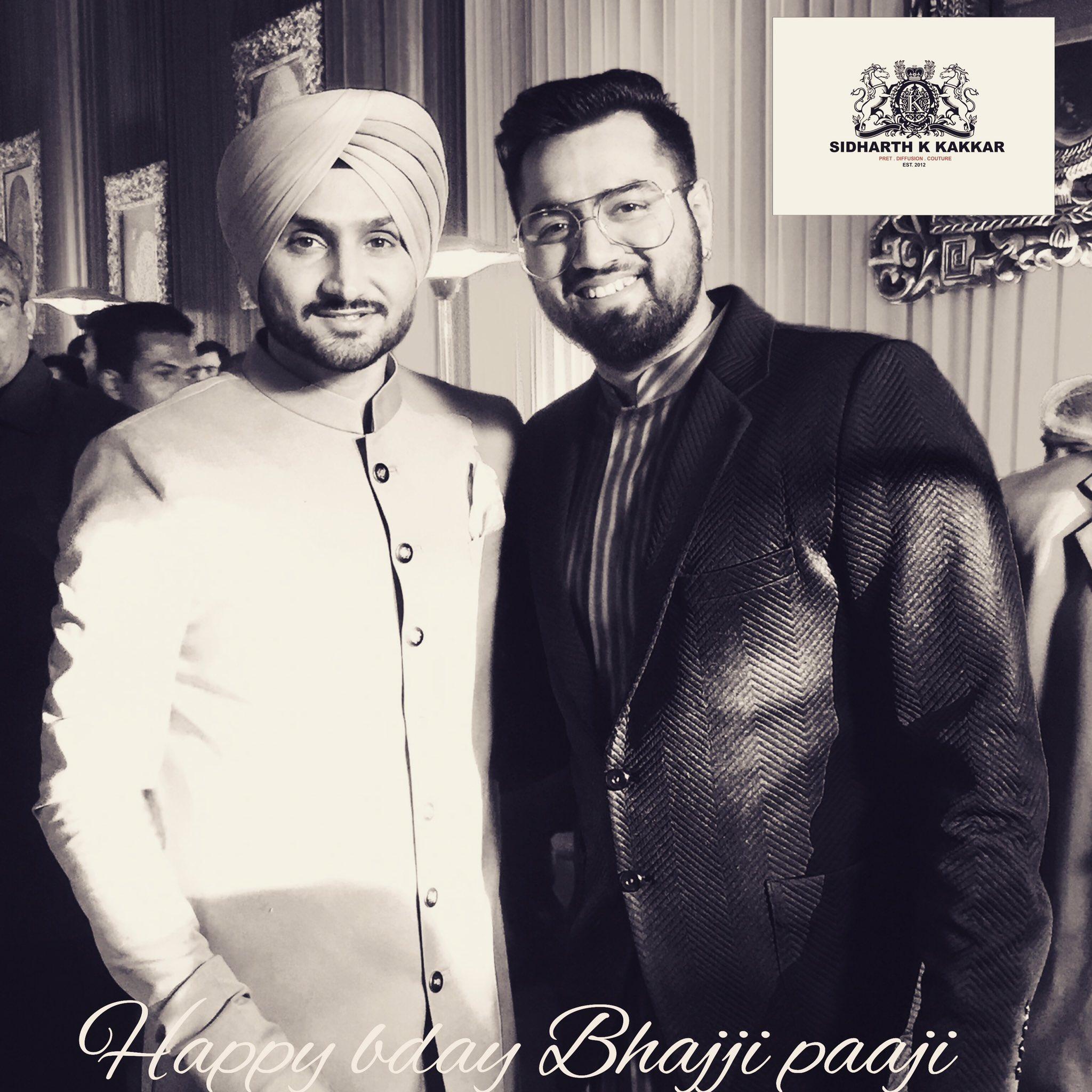 Happy bday paaji !! We love you !!
