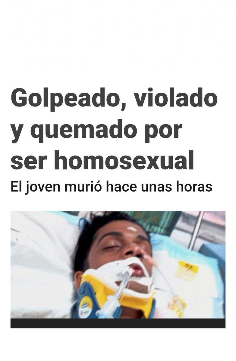 Lo que tienen que aguantar los homosexuales Vs 'Lo que tienen que aguantar los heteros'. Pobres heteros.