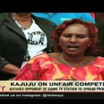 Kajuju accuses opponents of using TV station to spread propaganda