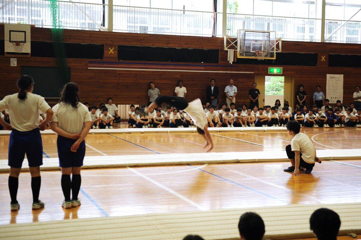 須坂市内学校訪問(常盤中学校 7月6日)#sro #サムライロックオーケストラ #池谷直樹 #吉田有希 #谷口加奈 #長