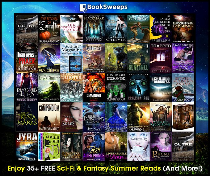 Summer Magic: 35+ Free Sci-Fi & Fantasy Novels, Short Stories & More!