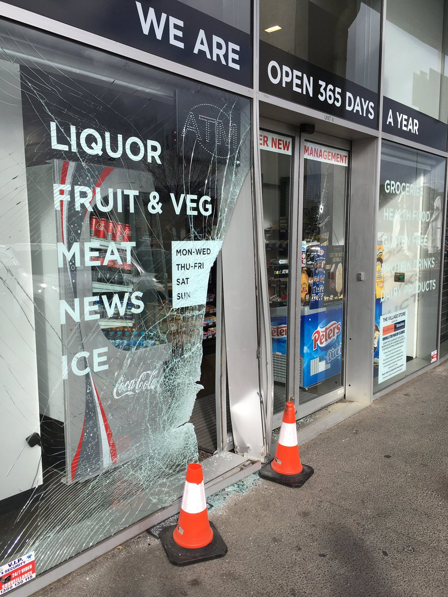» Jewellery store, supermarket and primary school targetted in Melbourne's south east   Melbourne Talk Radio