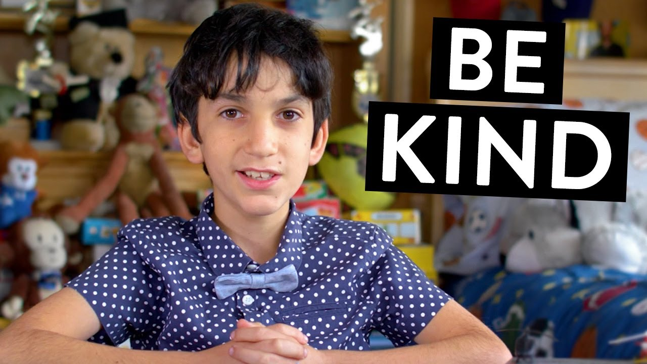 Keep Kind and Carry On ☺   11 year-old, Adam Chernick has some pointers on being nice → https://t.co/2YD7V903pE https://t.co/3fCx3ySYIP