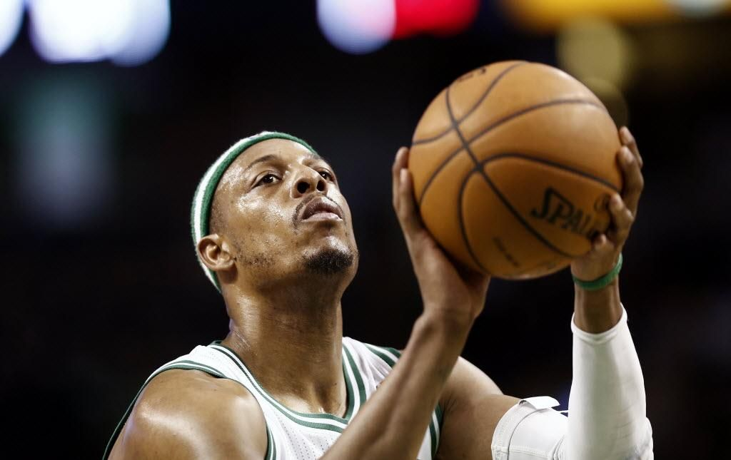 Paul Pierce signs deal to retire as a Celtic