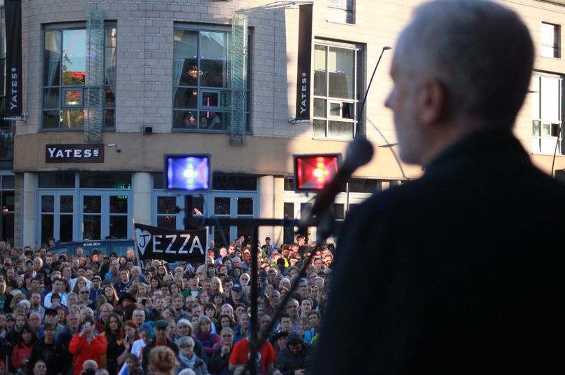 Jeremy Corbyn launches massive Summer campaign to hit 75 Tory marginals https://t.co/RTD1HyjRxk https://t.co/69vAwqjpEw