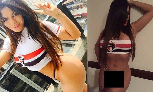 RT @futband: FOTOS - Miss Bumbum Brasil ousa ao mostrar paixão pelo esporte https://t.co/CL0M1B9lAe https://t.co/bwAzqx2CWG