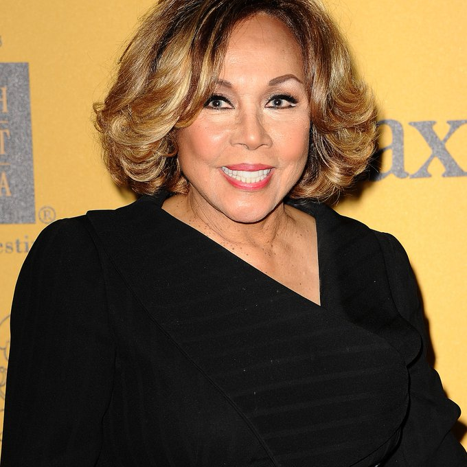 wishes Diahann Carroll, a very happy birthday