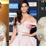Kriti Sanon, Kalki Koechlin, Divya Khosla: When Bollywood beauties opted for pastels at IIFARocks