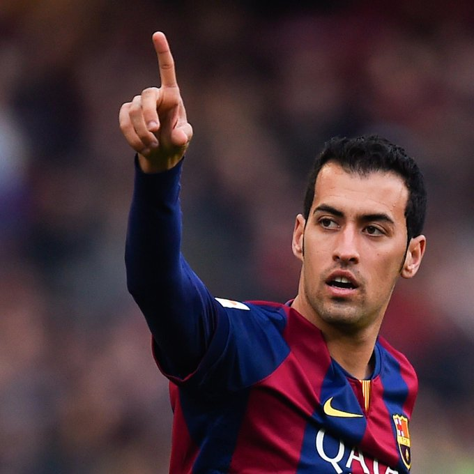Happy Birthday, Sergio Busquets.