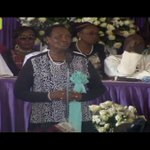Late Interior CS Joseph Nkaissery laid to rest
