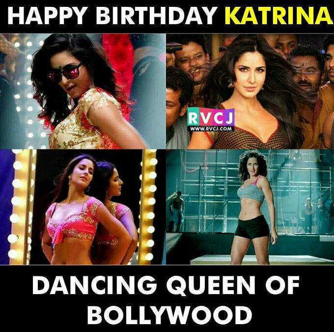 Happy Birthday Katrina Kaif!