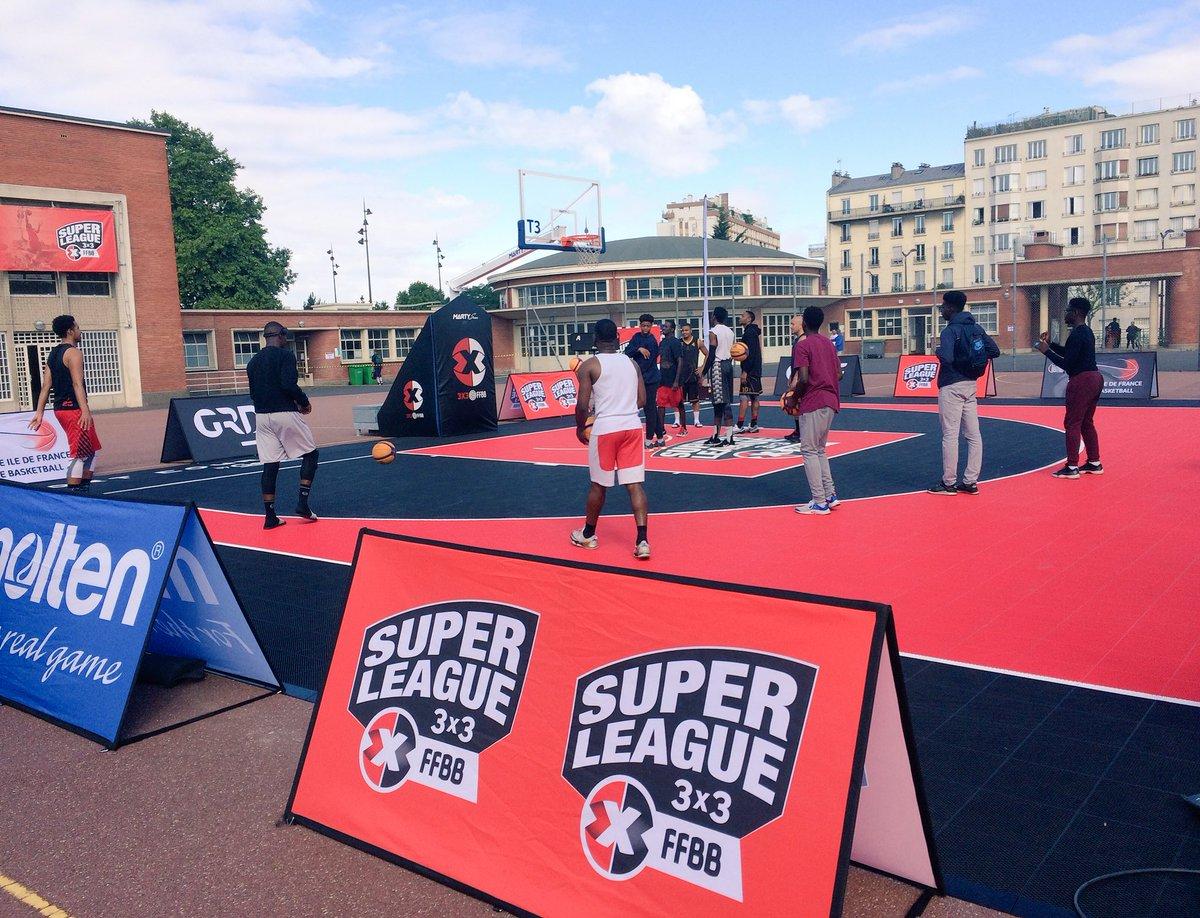 #SuperLeague3x3