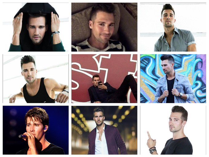 Happy Birthday to James Maslow. I made you this.