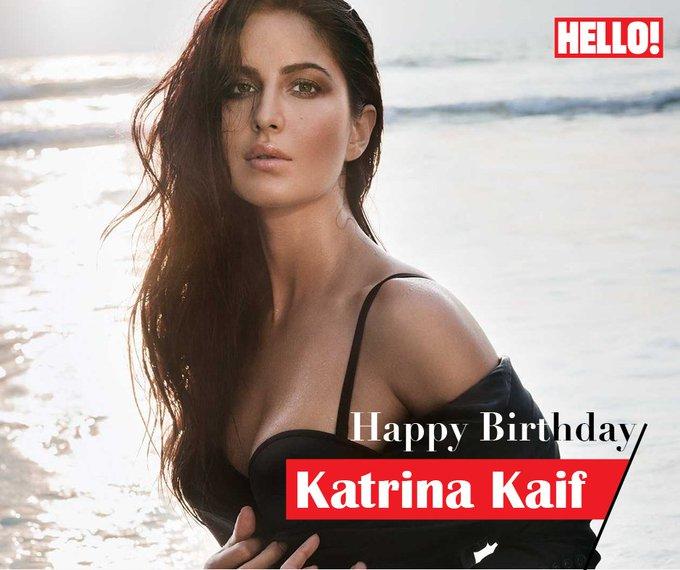 HELLO! wishes Katrina Kaif a very Happy Birthday