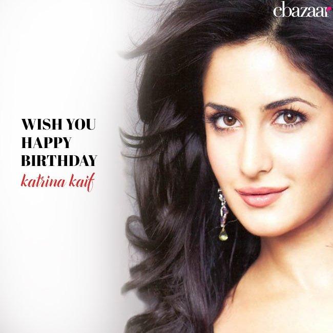 A very Happy Birthday to the always beautiful Katrina Kaif !