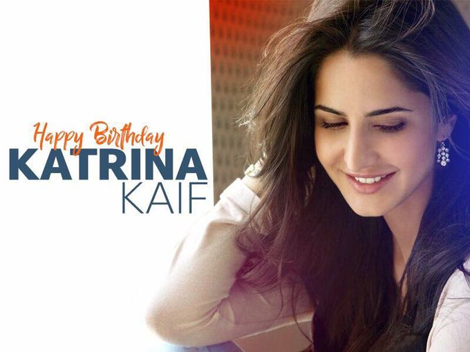 Happy birthday to the always gorgeous, Katrina Kaif. May you have a glamorous year ahead.