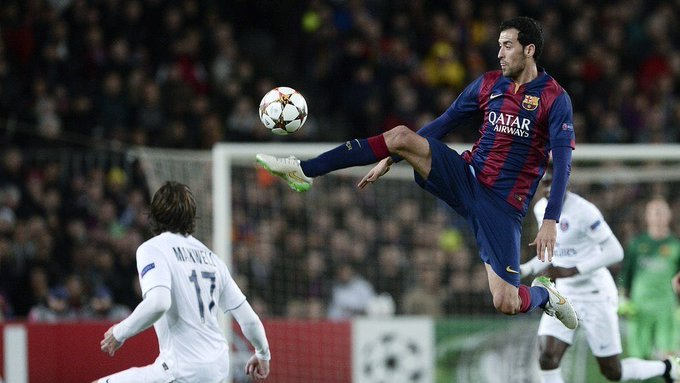 Happy Birthday Sergio Busquets ... Nightmare in the midfield for Real Madrid since 2008 ...