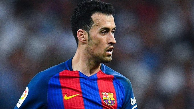 Happy birthday to Sergio Busquets who turns 29 today!