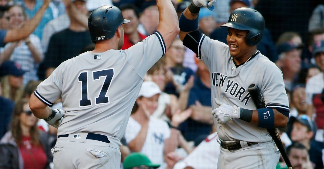 Yankees Outlast the Red Sox in 16 Innings