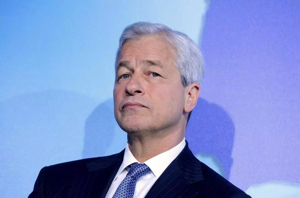 JPMorgan CEO says being an American abroad is 'almost an embarrassment'