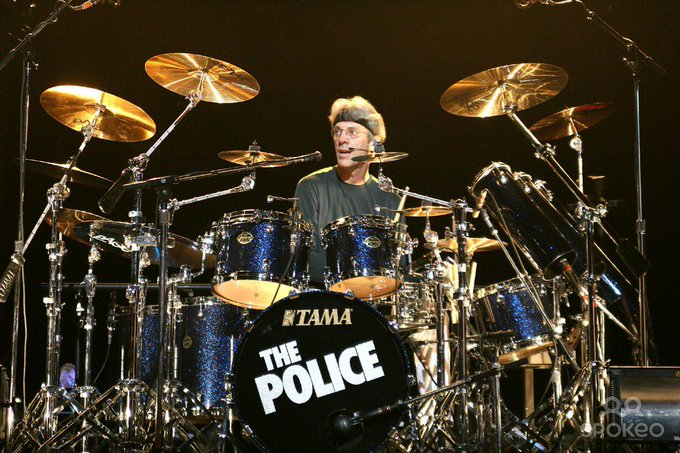 """Happy Birthday, Stewart Copeland!\"""
