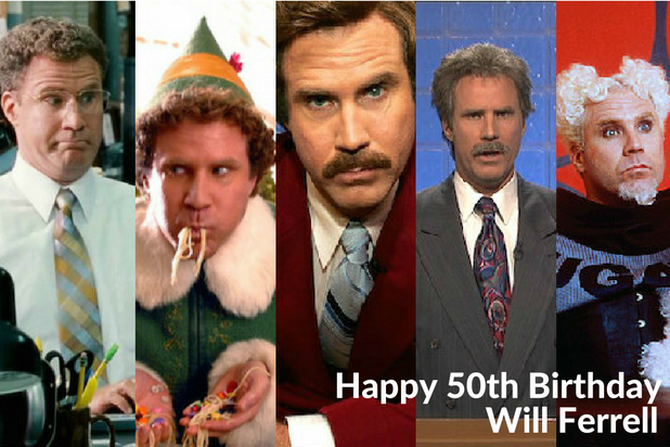 Happy 50th  ! What\s your favourite Will film?