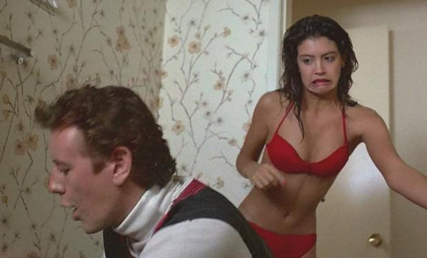 Happy Birthday phoebe Cates, who never learned to knock.