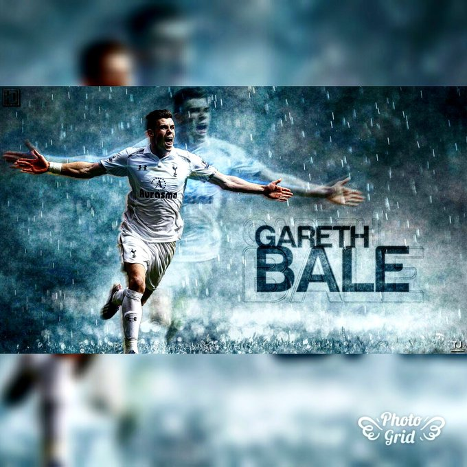 Happy birthday Gareth Bale