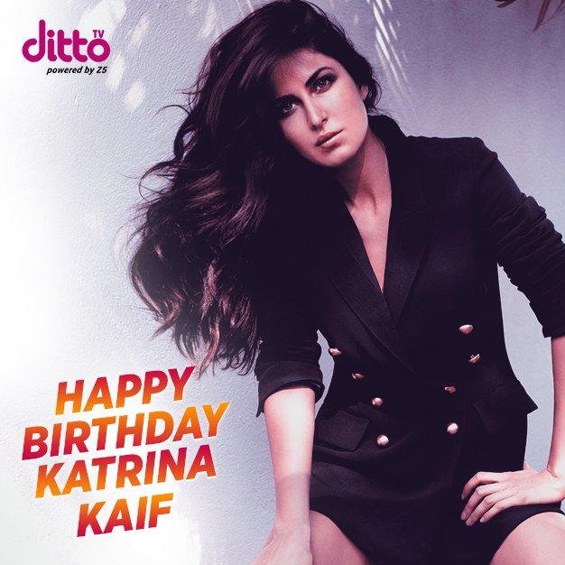 Happy Birthday Katrina Kaif :)