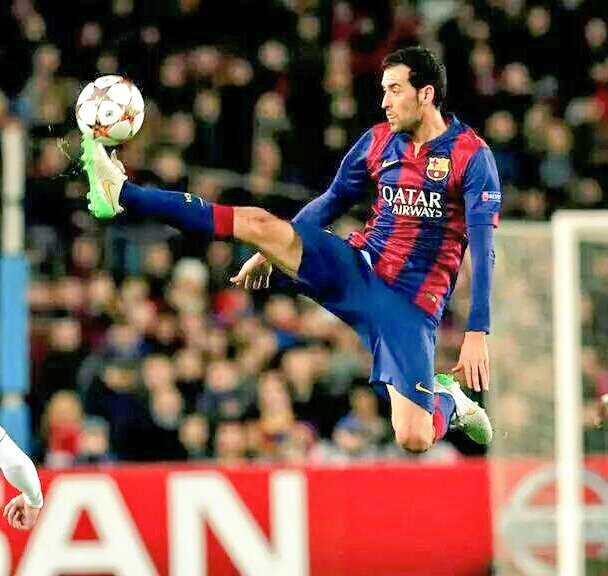 Happy Birthday to the 2nd most important player to Barcelona after SERGIO BUSQUETS !