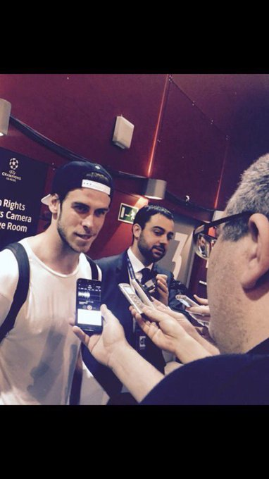 Happy Birthday to Gareth Bale, have a great day my friend