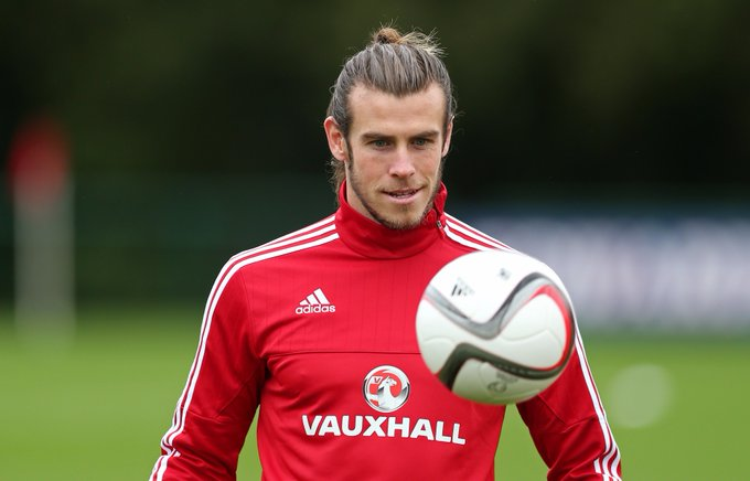 Happy Birthday to Gareth Bale    About:
