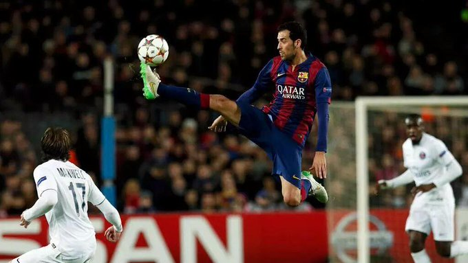 Happy birthday to the backbone of Barca\s midfield. Happy Birthday Sergio Busquets