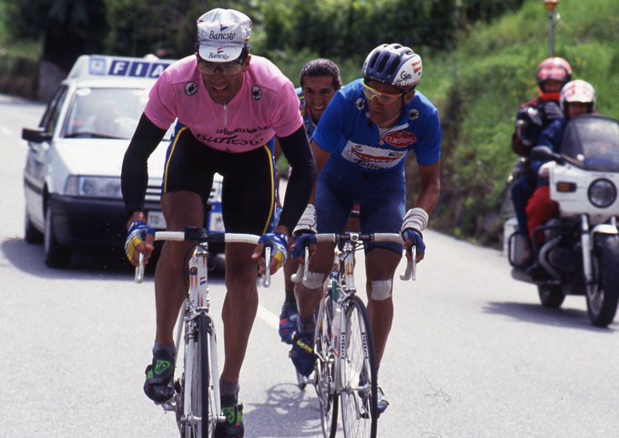 Remessageed Giro d\Italia ( Happy Birthday Miguel Indurain!