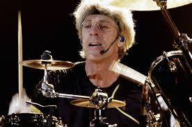 Stewart Copeland of the Police is 65 today Happy Birthday