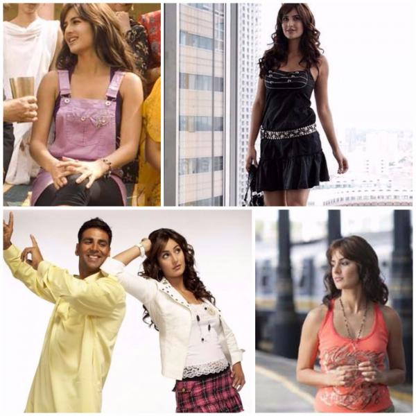 Happy Birthday Katrina Kaif: Fashion trends set by her in movies
