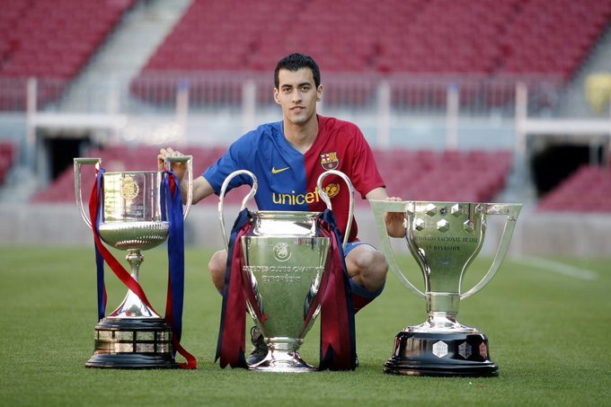 Happy Birthday to You Sergio Busquets 29th Barcelona Gareth Bale 28th Real Madrid