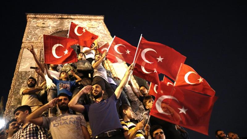 Here's all you need to know about last year's failed coup attempt in Turkey