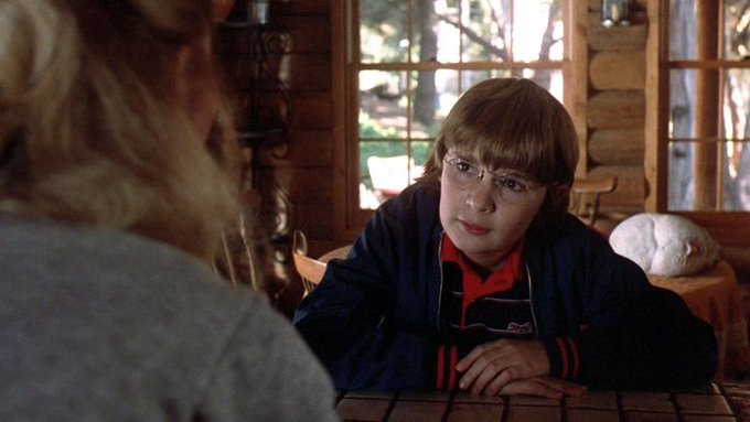 Happy birthday to the original Tommy Jarvis,
