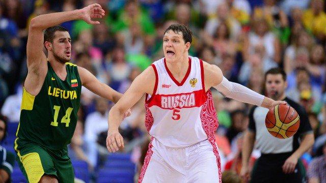 Happy Birthday to Russian national team player, Timofey Mozgov