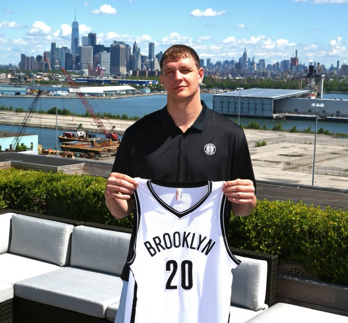 Join us in wishing Timofey Mozgov of the a HAPPY 31st BIRTHDAY!