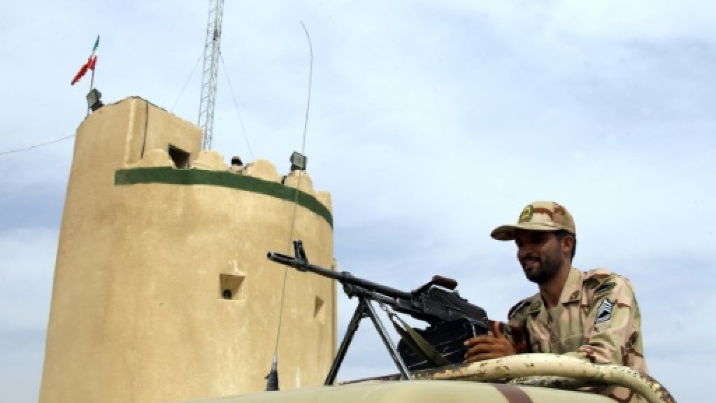 Border attack from Pakistan kills 2 Iranians: Guards