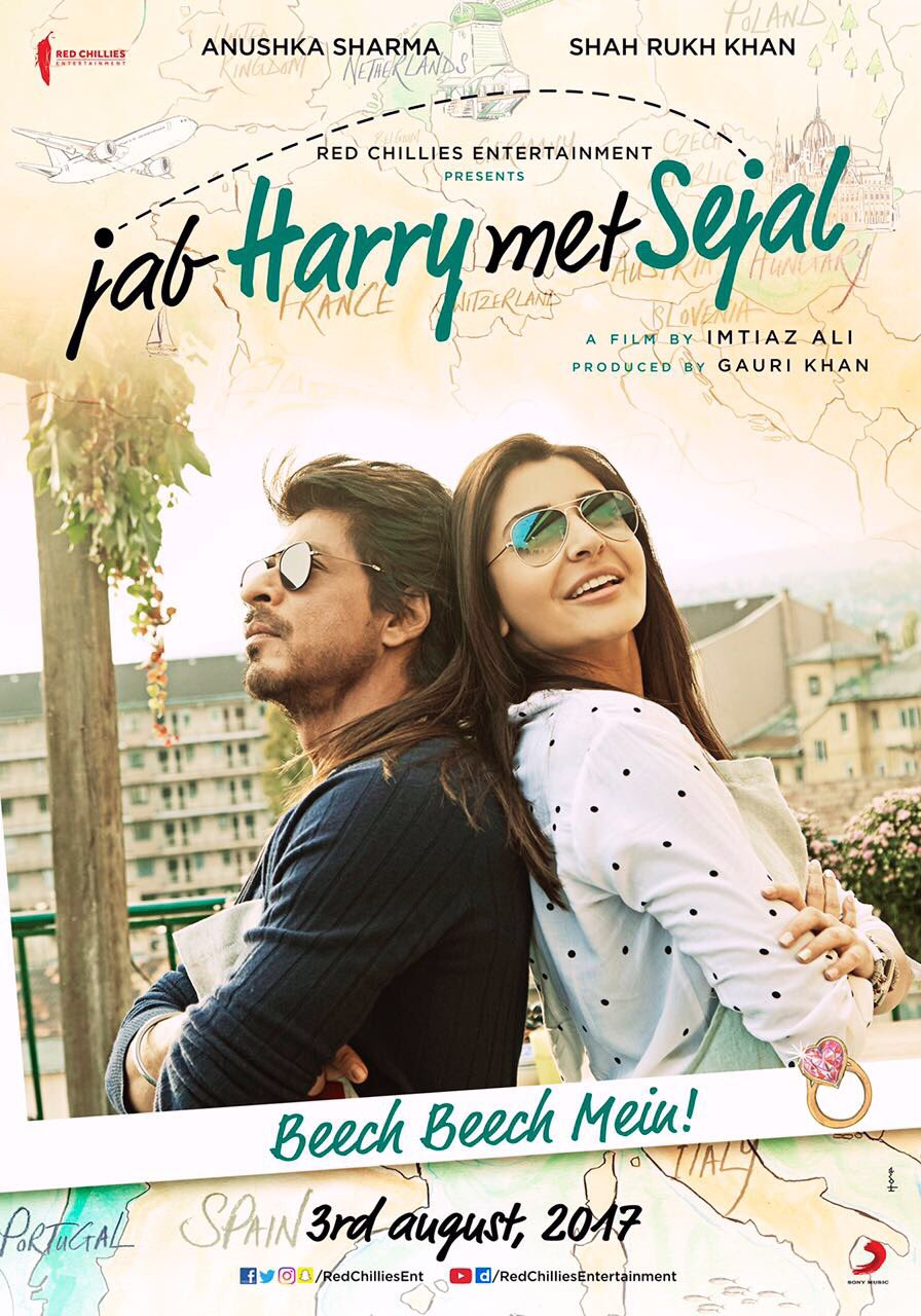 Enjoy Jab Harry Met Sejal in theatres in UAE-GCC, 3rd August onwards! https://t.co/LxadJ6CyFl