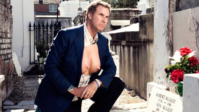 Happy birthday Will Ferrell! Look back at our 2012 feature on the actor