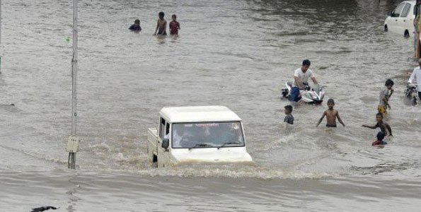 4 killed, 6 missing in India's Gujarat amid monsoon floods