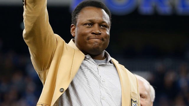 Happy Birthday Barry Sanders