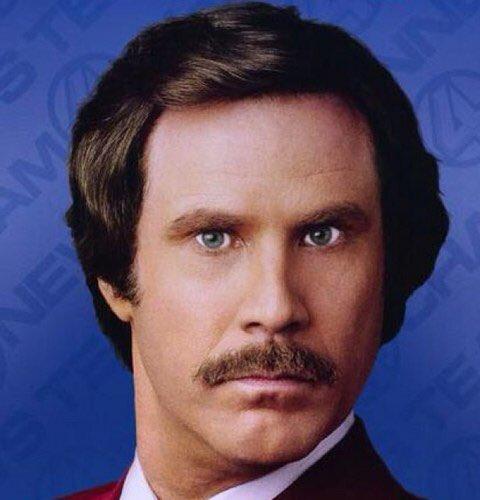 Happy Birthday Will Ferrell! El hombre de las mil caras! Happy lazy Sunday!