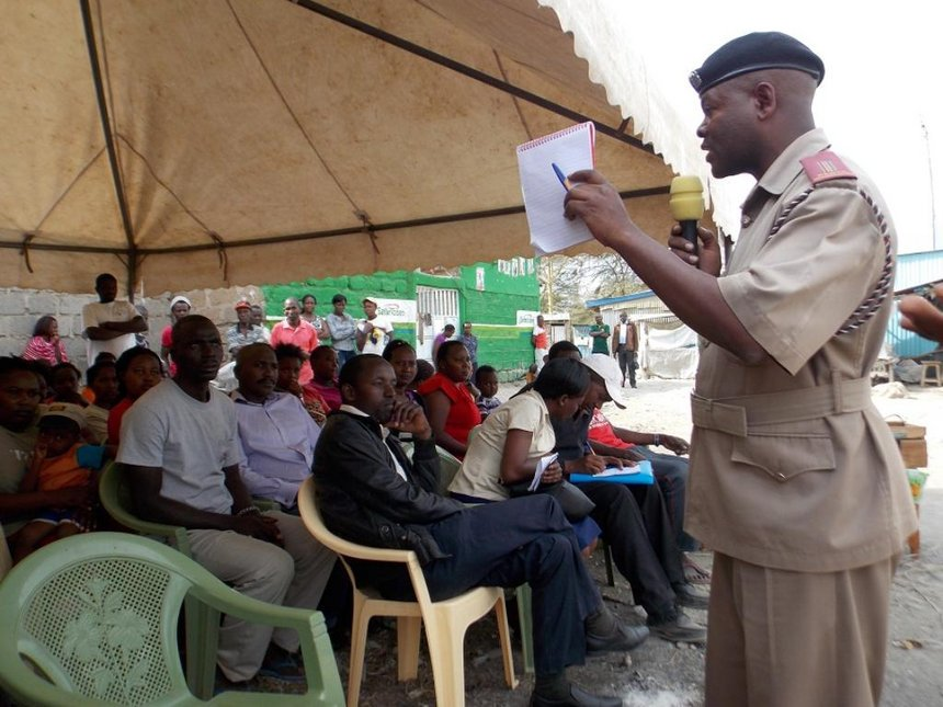 Machakos slum dwellers raise fears of cholera, accuse county of neglect