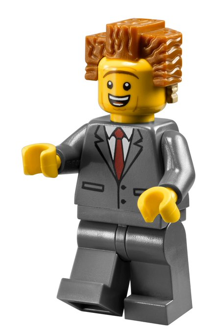 LEGO_Group: Happy birthday Will Ferrell. Remember, it\s not personal. It\s just business ... Lord Business.